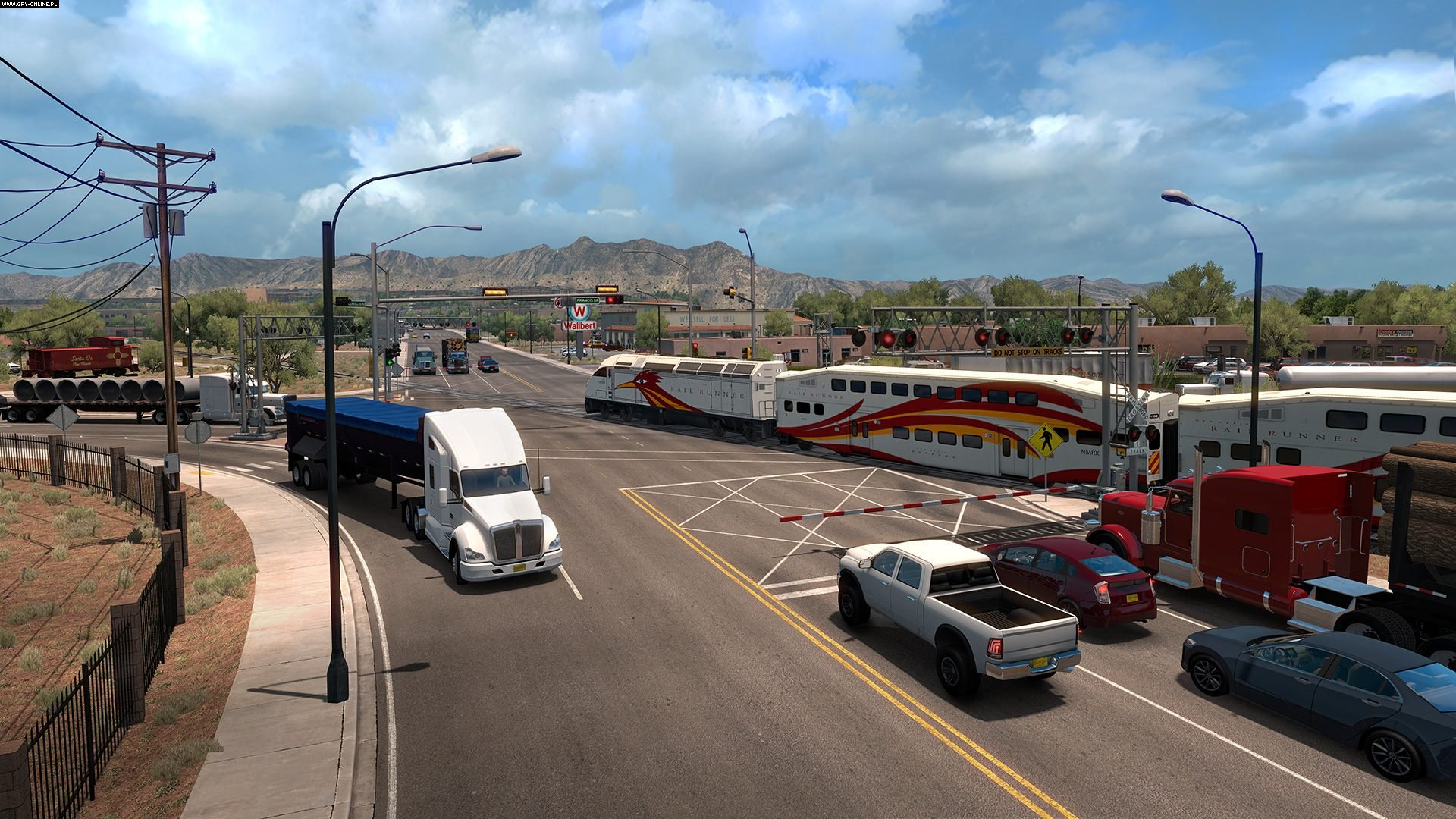 American Truck Simulator: New Mexico PC Gry Screen 1/13, SCS Software