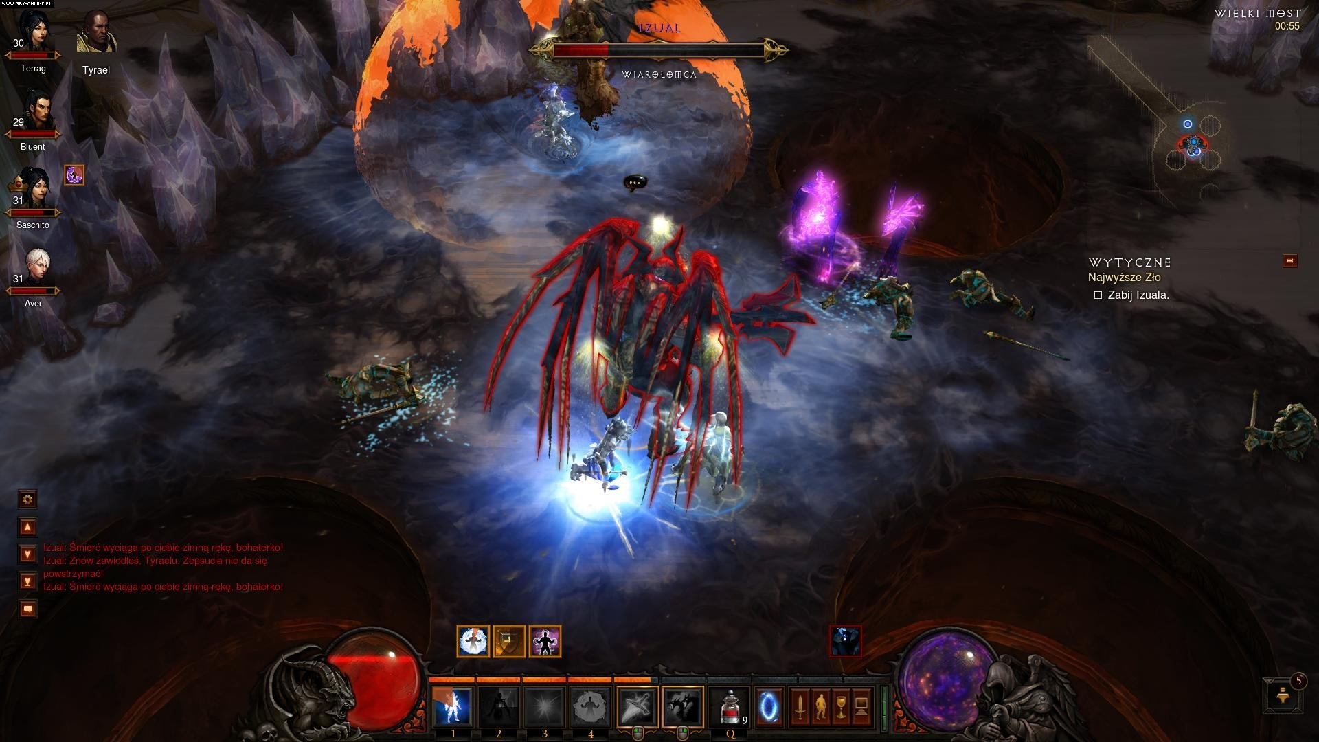 Diablo III PC Gry Screen 49/209, Blizzard Entertainment
