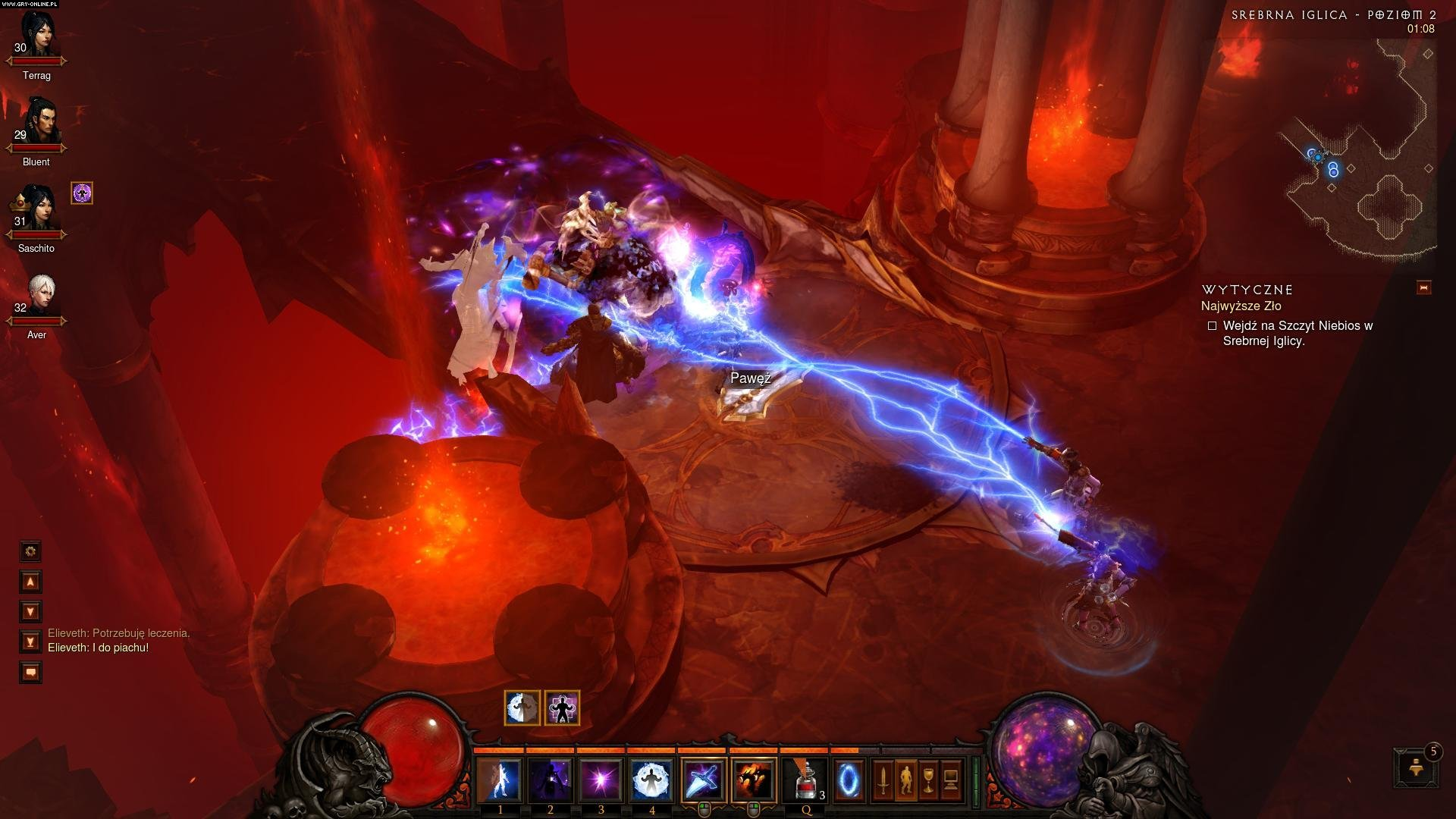 Diablo III PC Gry Screen 46/209, Blizzard Entertainment