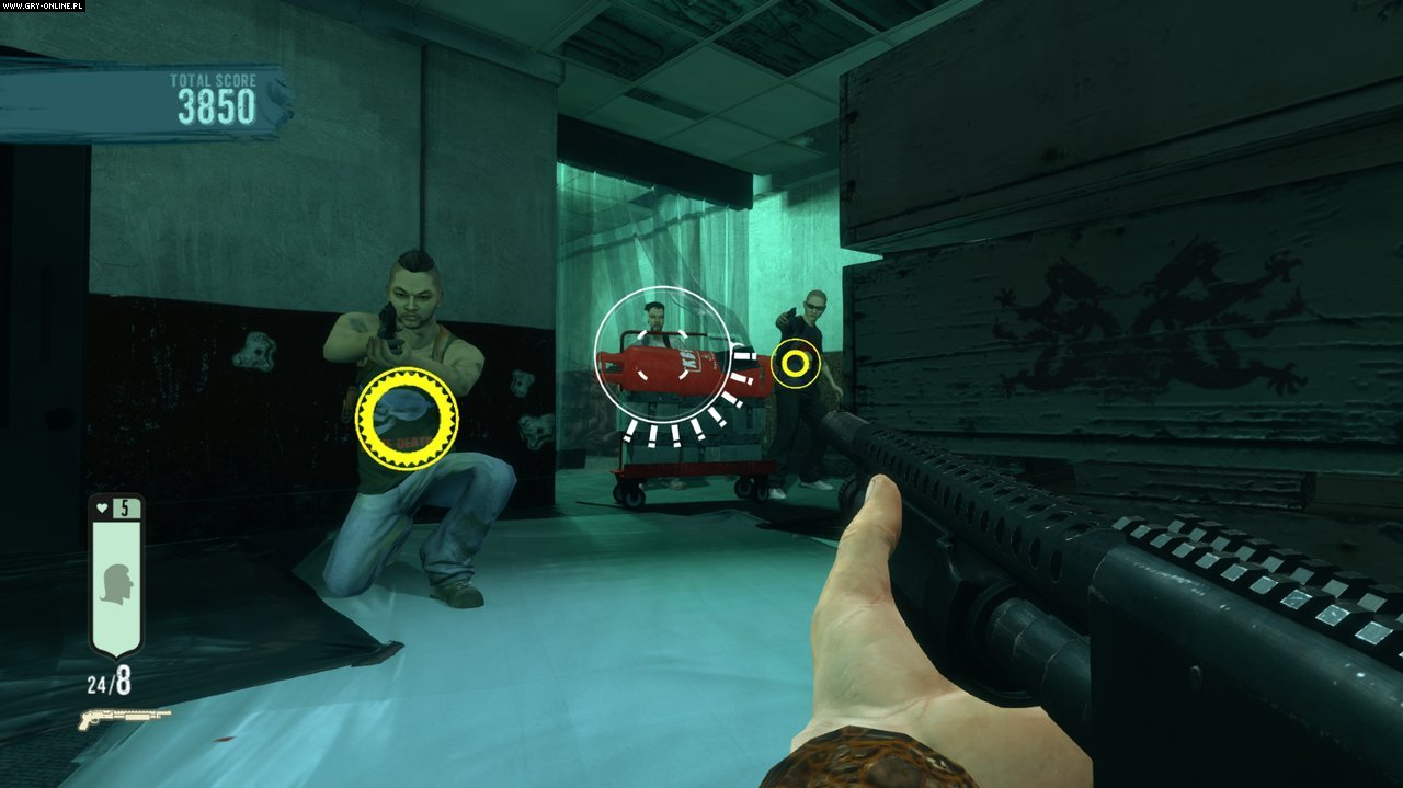 Blue Estate gameplay