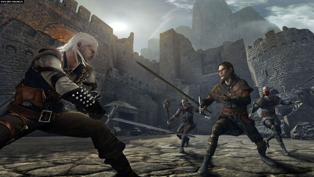 The Witcher: Rise of the White Wolf PS3 Games Image 5/15, CD Projekt RED, Atari / Infogrames