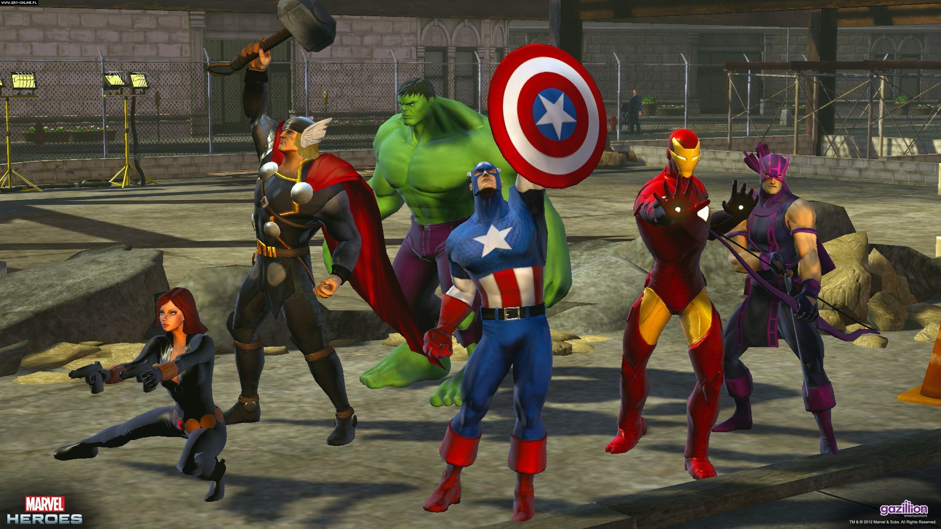 Marvel Heroes Omega - screenshots gallery - screenshot 65