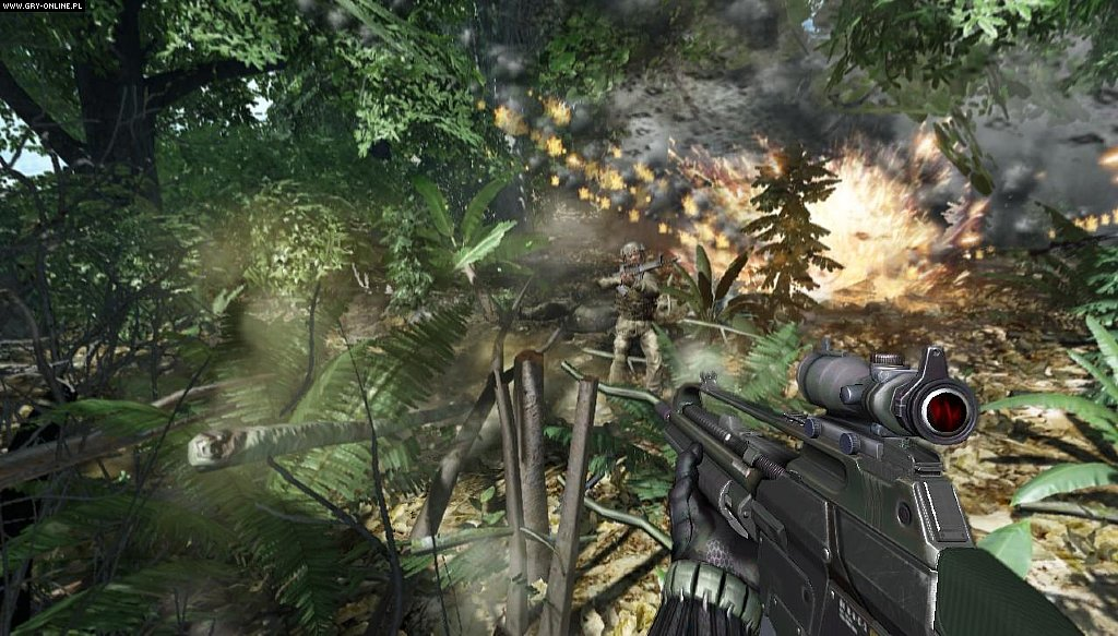 Crysis PC Gry Screen 53/60, Crytek, Electronic Arts Inc.