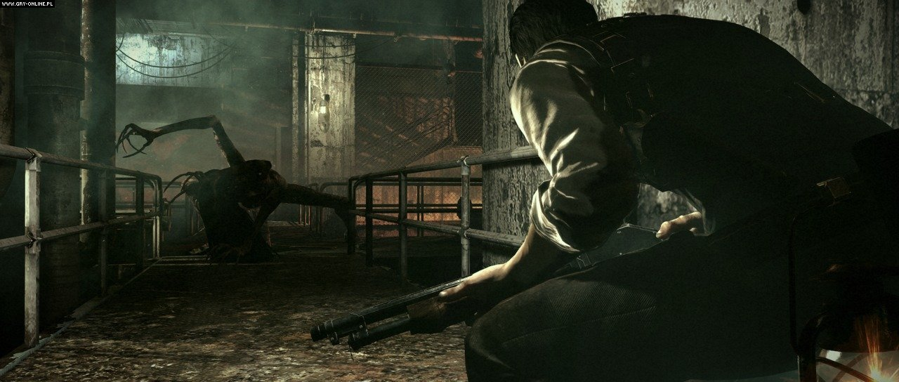 The Evil Within PC, X360, PS3, PS4, XONE Gry Screen 2/50, Tango Gameworks, Bethesda Softworks