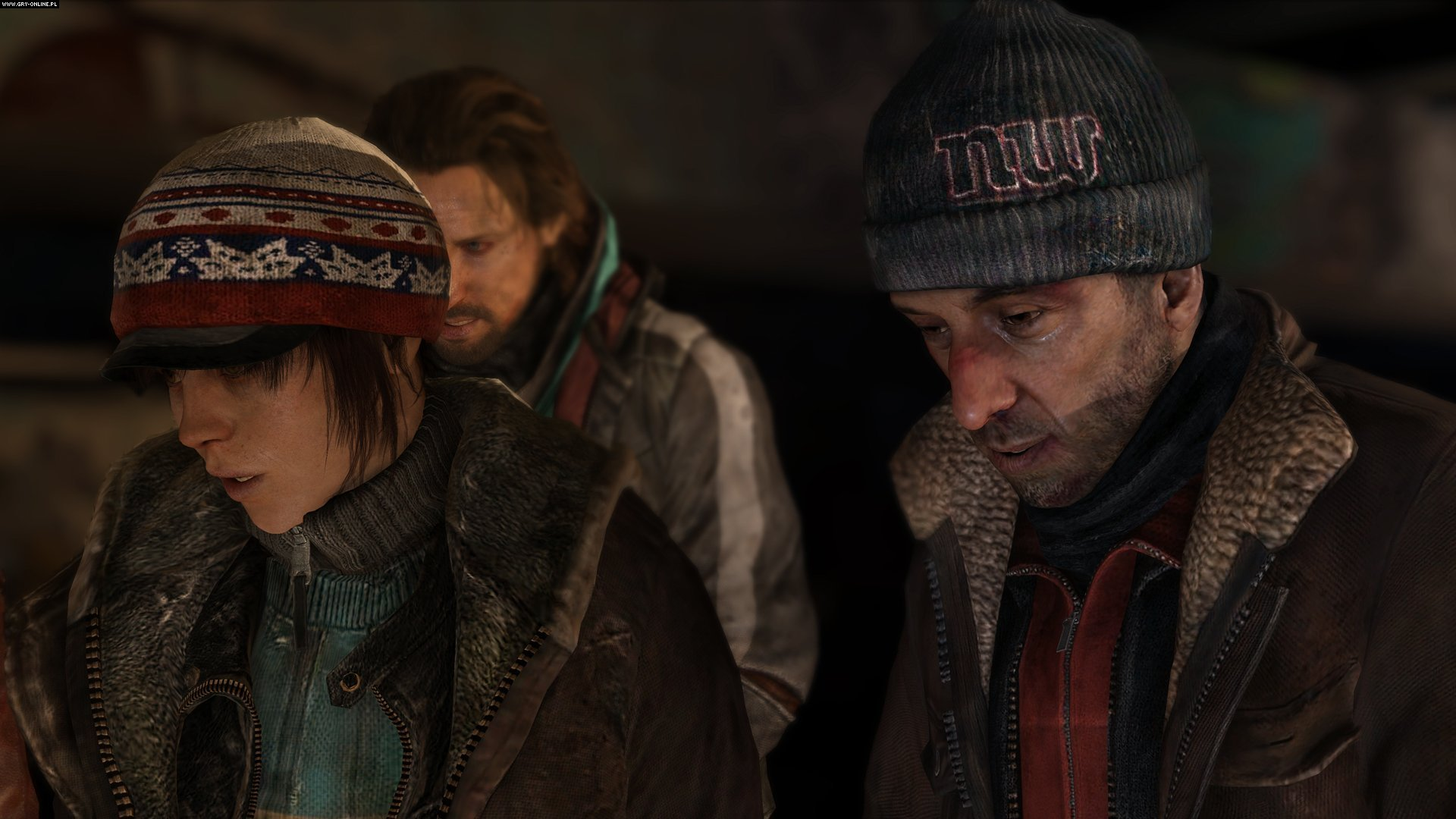 Beyond: Dwie Dusze PS3 Gry Screen 37/61, Quantic Dream, Sony Interactive Entertainment