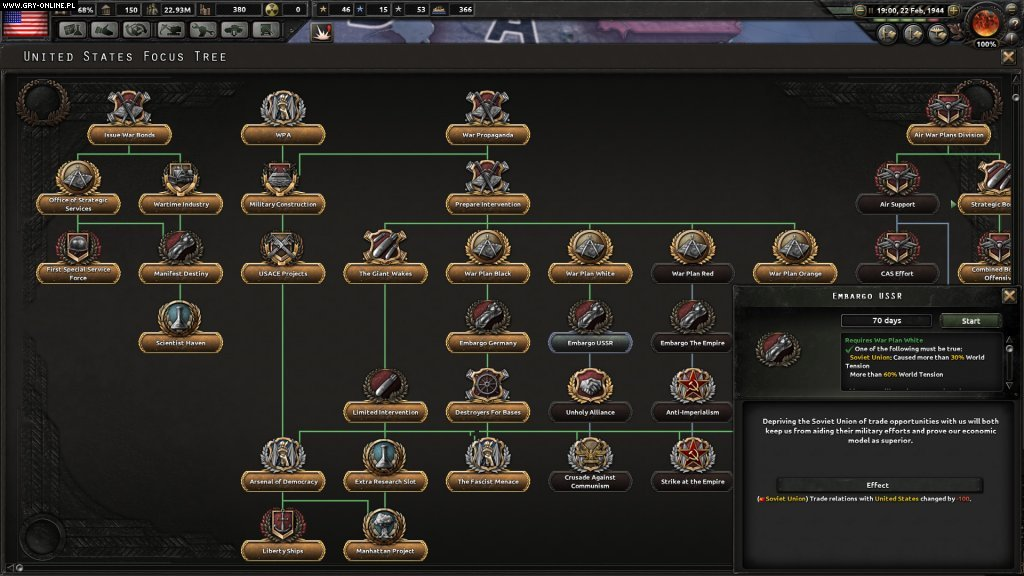 Hearts of Iron IV PC Games Image 2/32, Paradox Development Studio, Paradox Interactive