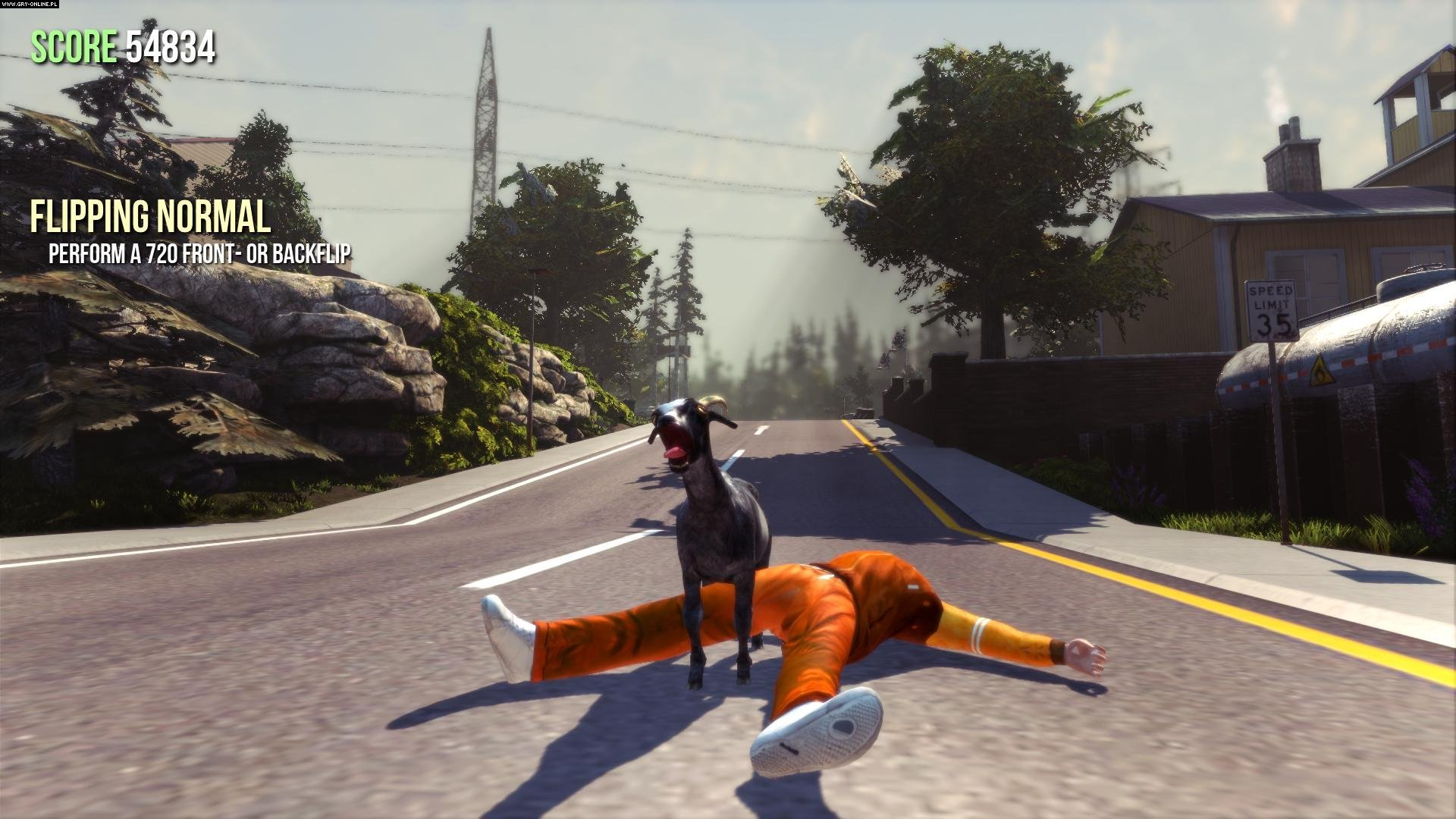 Goat Simulator PC Games Image 18/23, Coffee Stain Studios