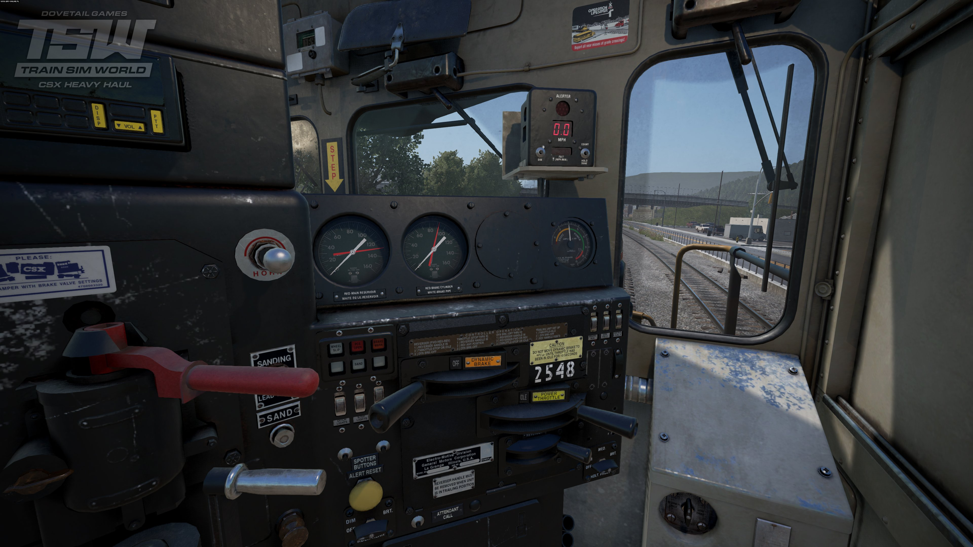 Train Sim World: CSX Heavy Haul PC, XONE Games Image 8/8, Dovetail Games/Rail Simulator Developments