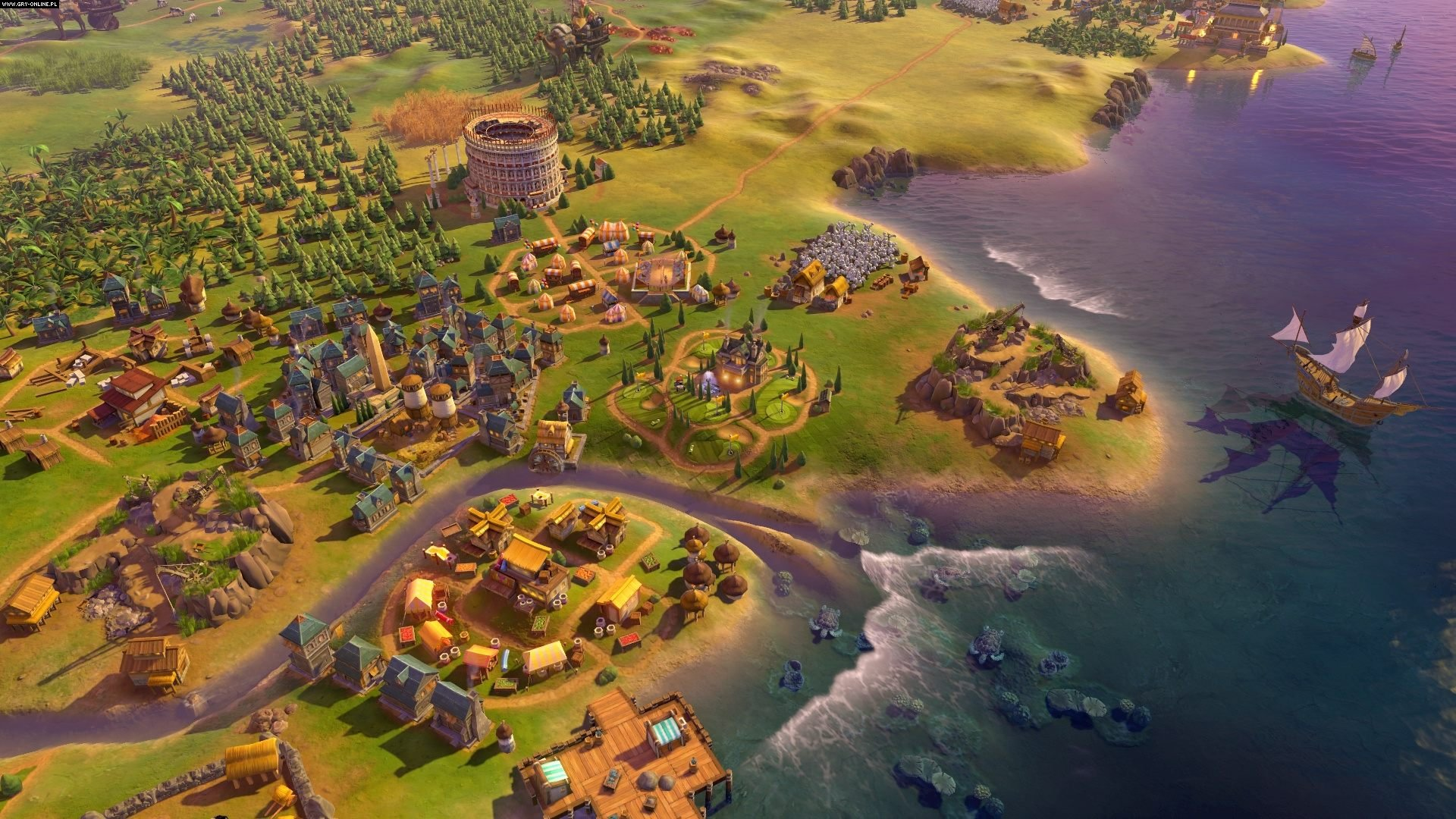 Sid Meier's Civilization VI: Rise and Fall PC Gry Screen 5/19, Firaxis Games, 2K Games