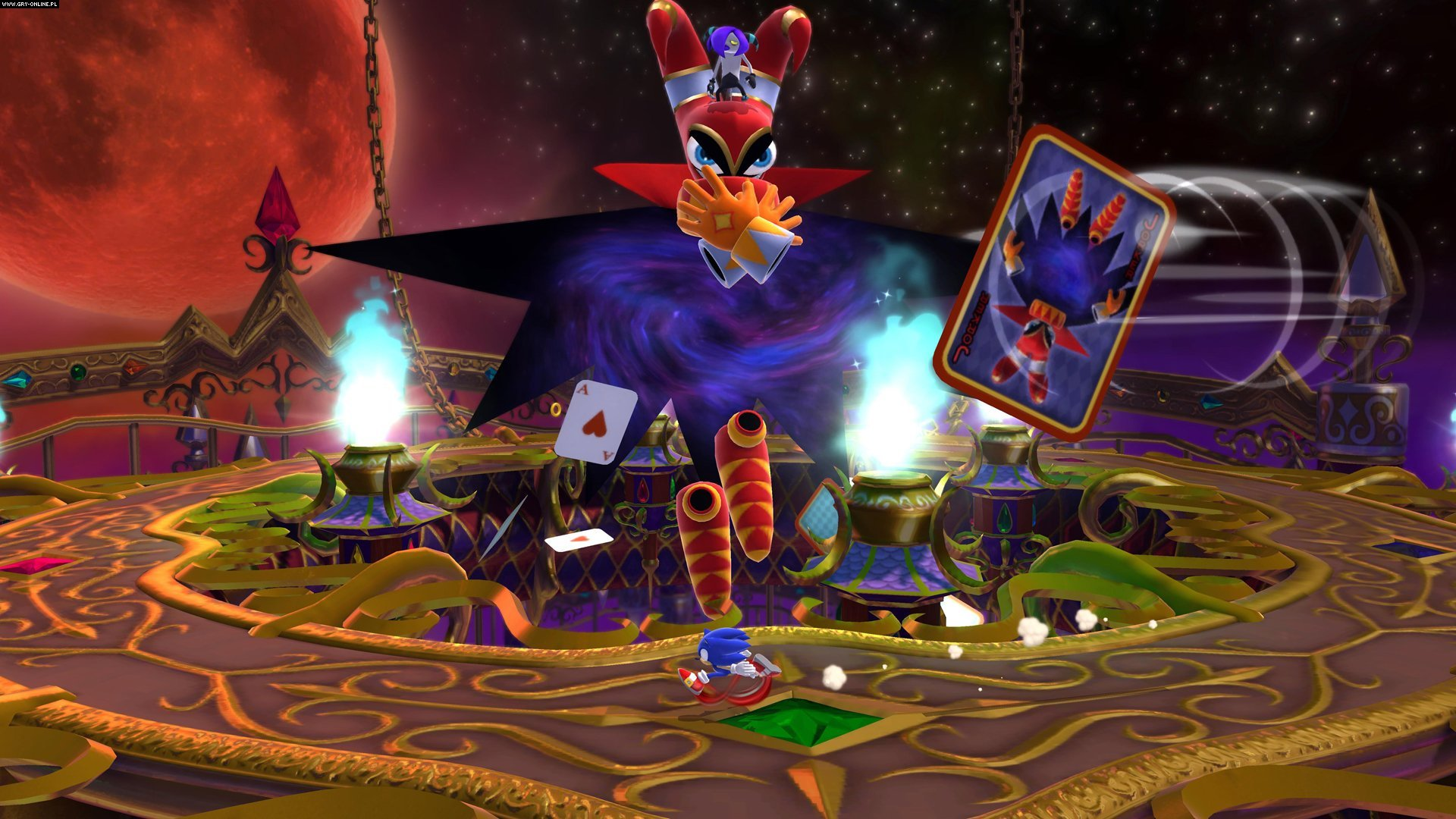 Sonic Lost World WiiU Gry Screen 51/94, Sonic Team, SEGA