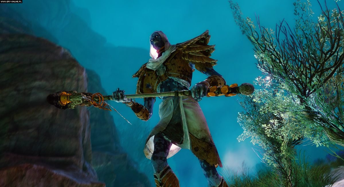 Guild Wars 2: Path of Fire PC Gry Screen 17/31, ArenaNet Inc., NCsoft