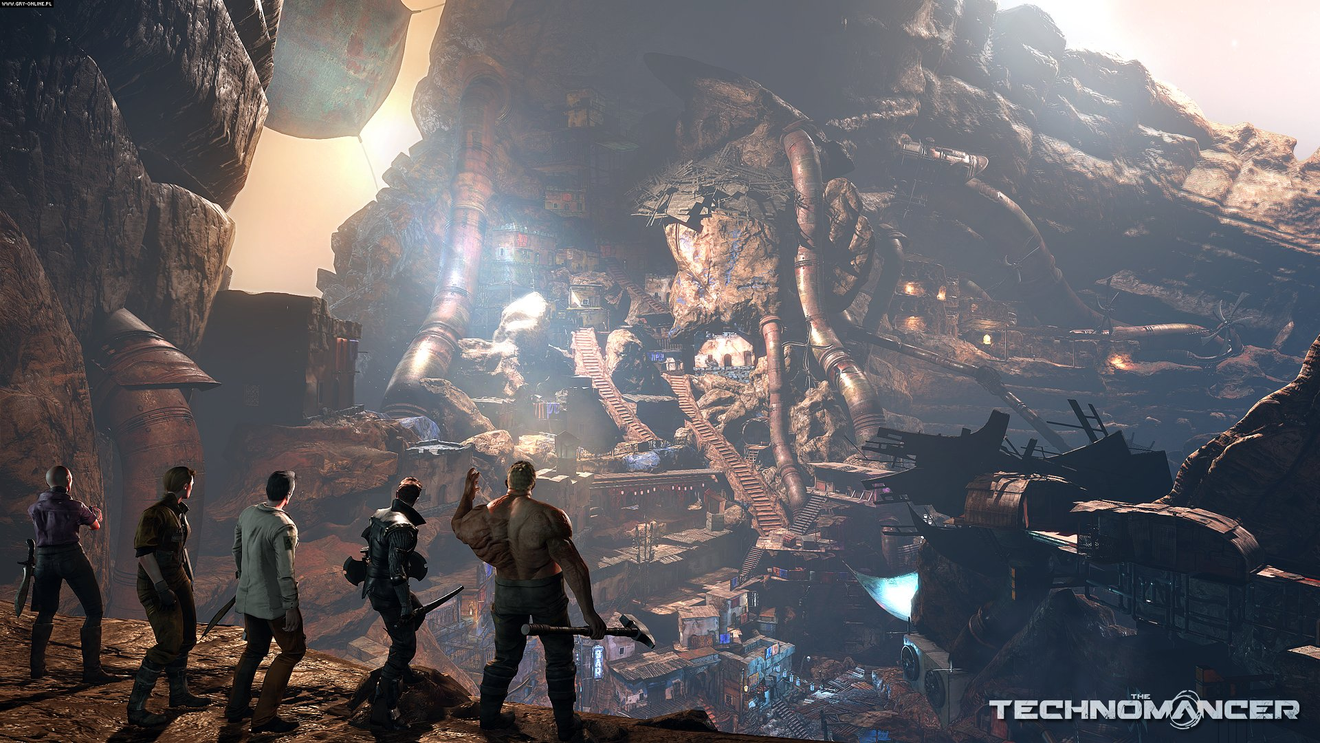 The Technomancer PC, PS4, XONE Games Image 10/11, Spiders, Focus Home Interactive
