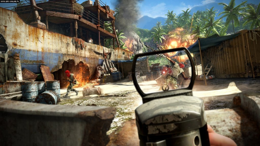 Far Cry 3 PC, X360, PS3 Games Image 69/87, Ubisoft
