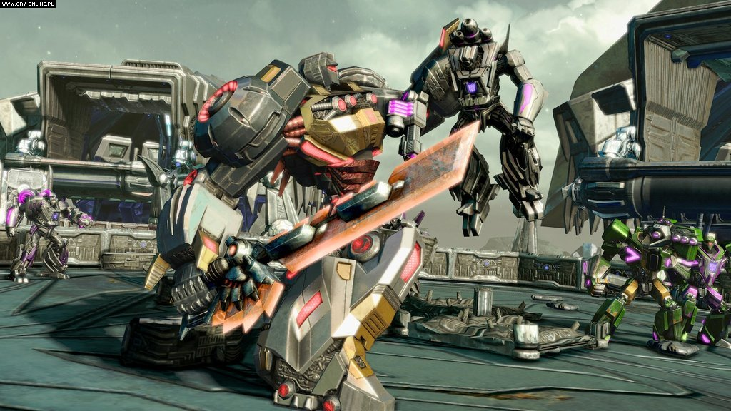 Transformers: Upadek Cybertronu PC, X360, PS3 Gry Screen 107/136, High Moon Studios, Activision Blizzard