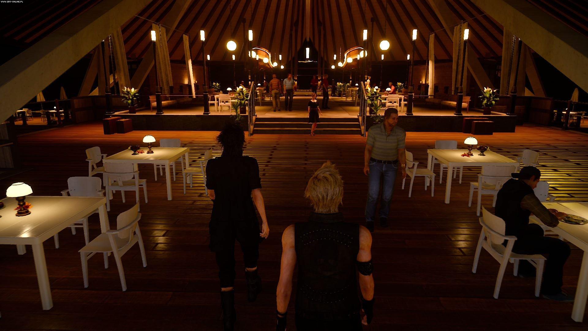 Final Fantasy XV PS4, XONE Games Image 110/308, Square-Enix, Square-Enix / Eidos