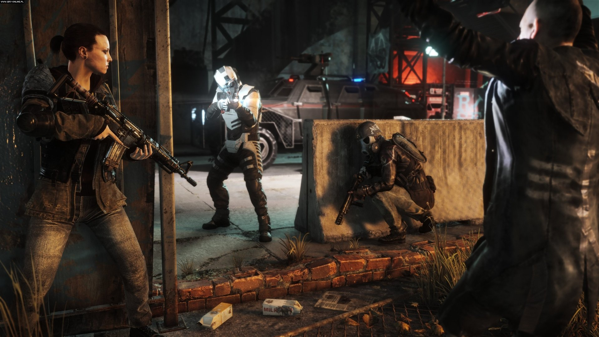 Homefront: The Revolution PC, PS4, XONE Gry Screen 21/43, Deep Silver Dambuster Studios, Deep Silver / Koch Media