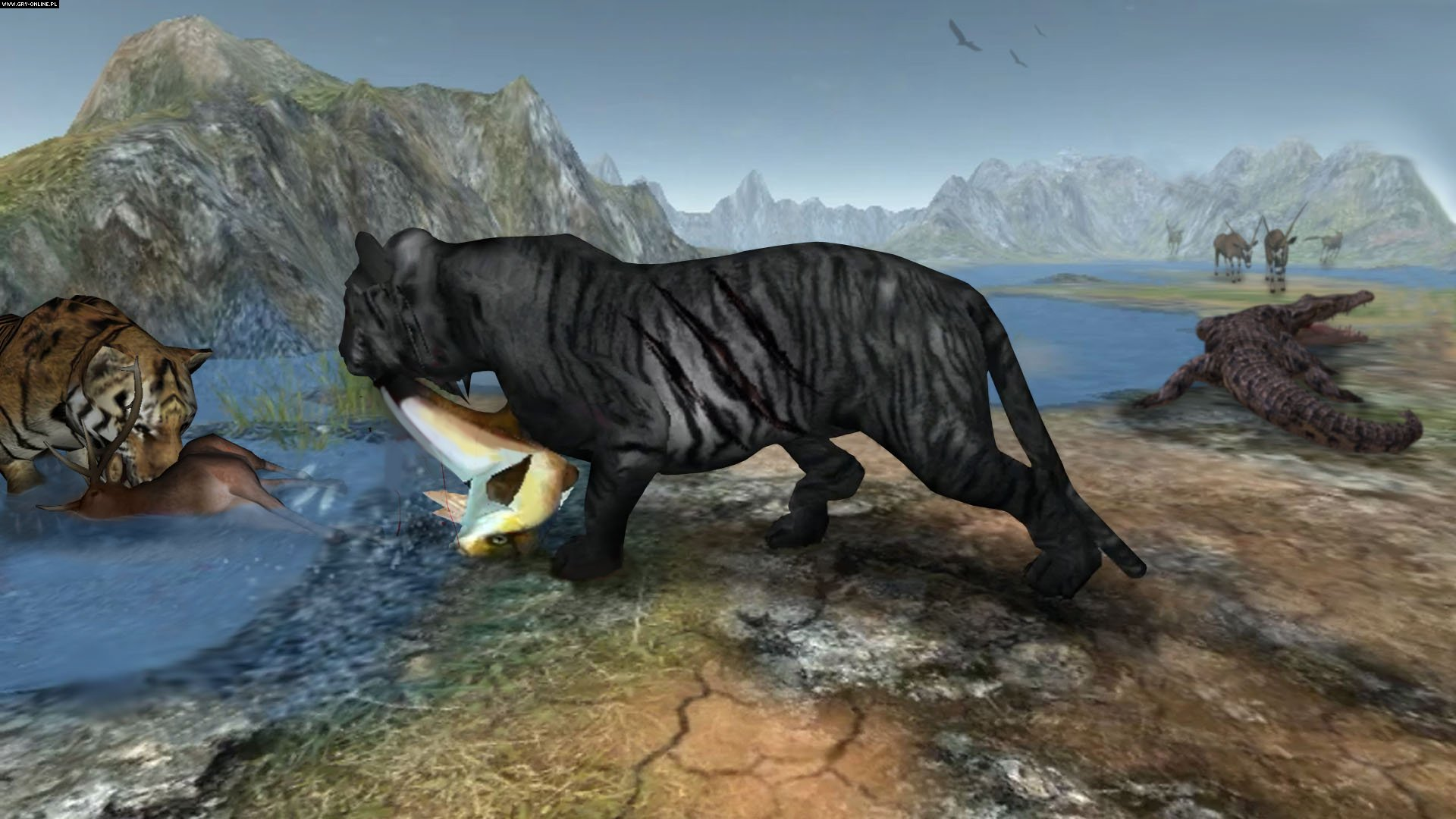Life of Black Tiger AND, iOS, PS4 Games Image 3/3, 1Games
