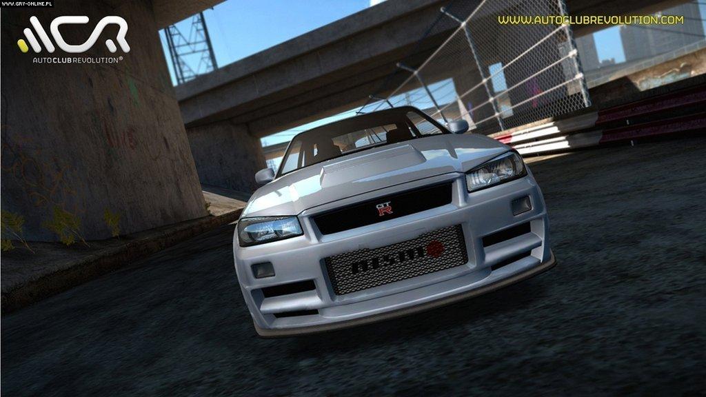 Auto Club Revolution Galeria Screenshot 243 W Screenshot