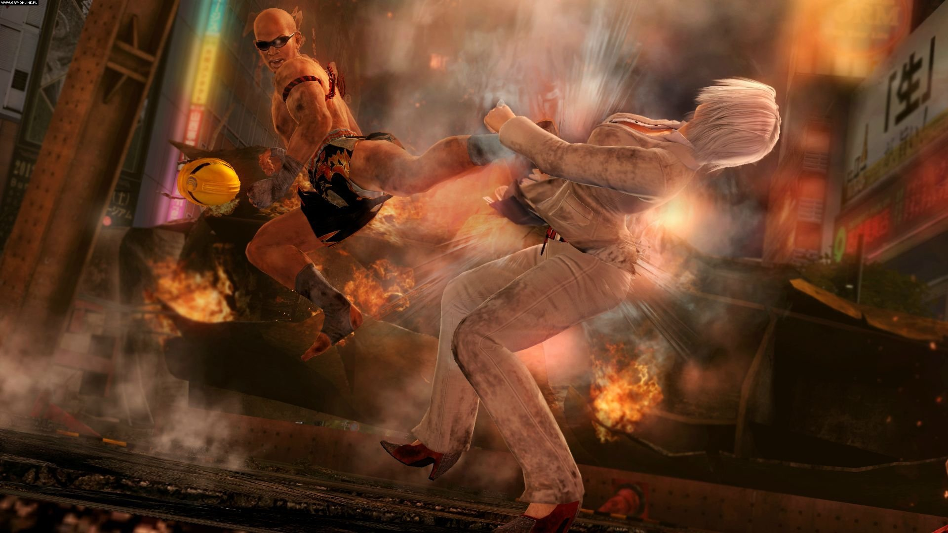 Dead or Alive 5 X360, PS3 Gry Screen 59/92, Team Ninja, Koei Tecmo