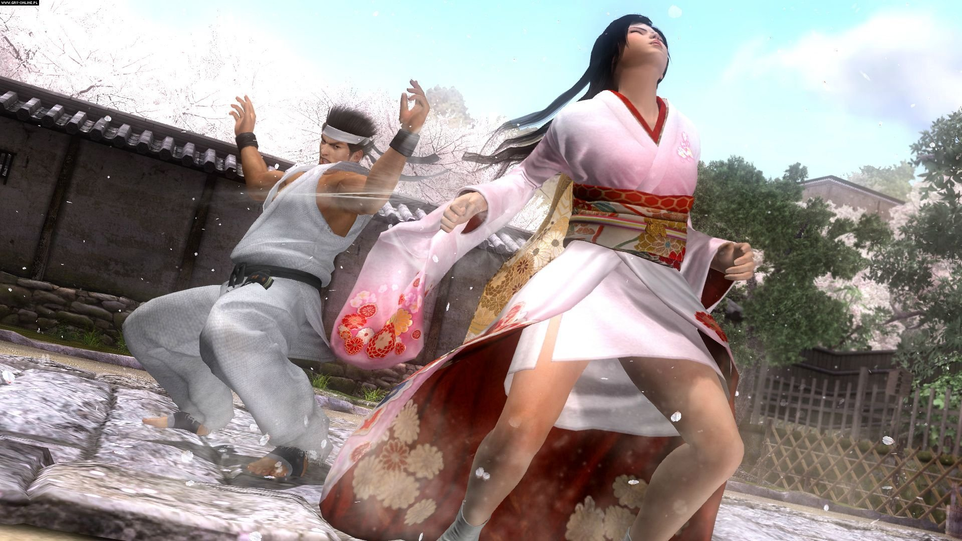 Dead or Alive 5 X360, PS3 Gry Screen 57/92, Team Ninja, Koei Tecmo