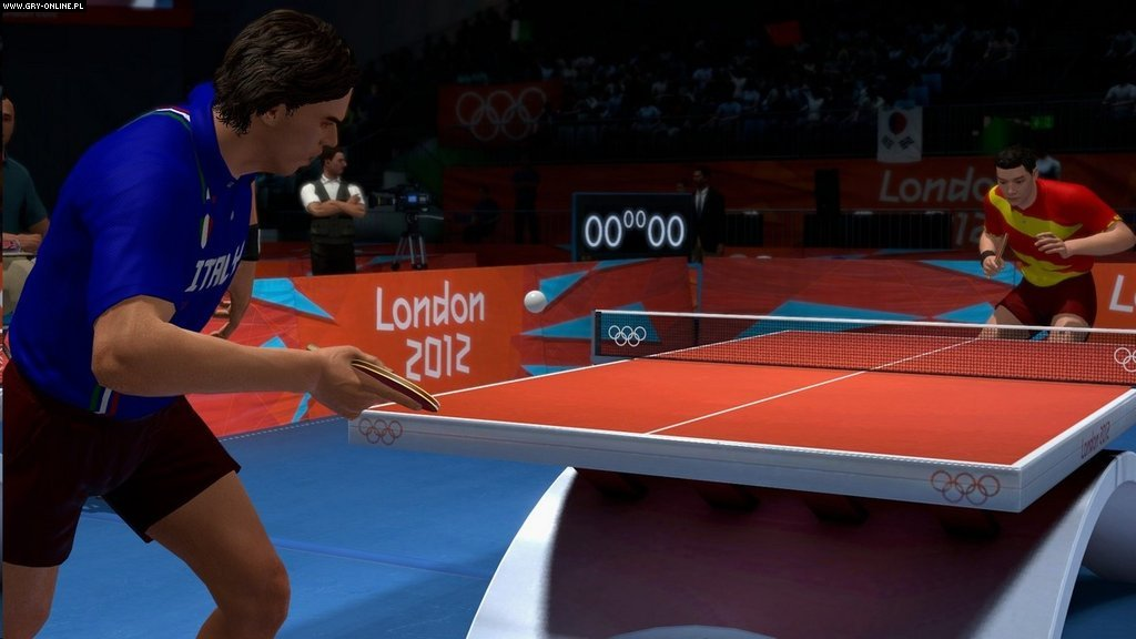 London 2012: The Official Video Game of the Olympic Games PC, X360, PS3 Gry Screen 18/79, SEGA