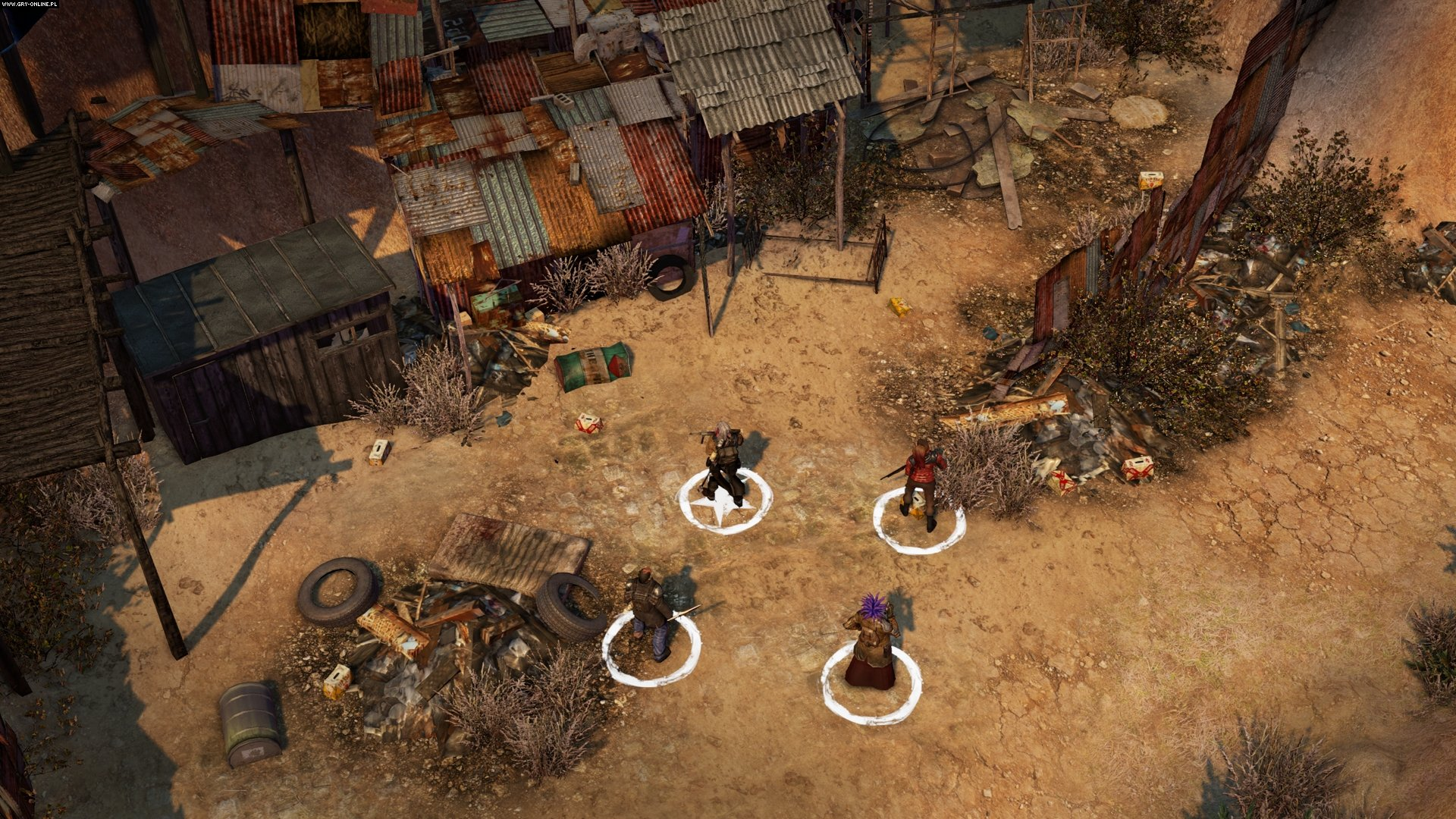 Wasteland 2 PC, PS4, XONE Games Image 8/42, inXile entertainment, Deep Silver / Koch Media