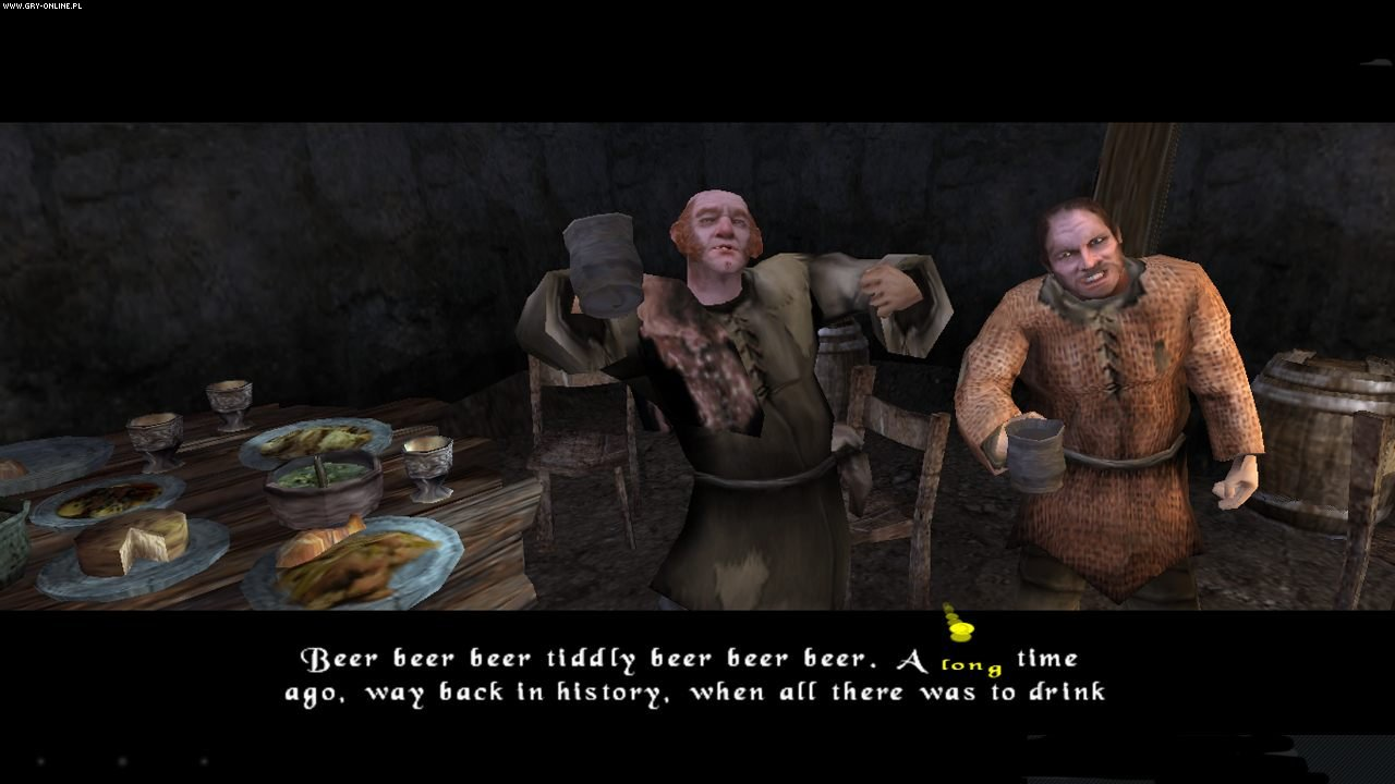 The Bard's Tale: Remastered and Resnarkled PS4, PSV Gry Screen 1/5, inXile entertainment