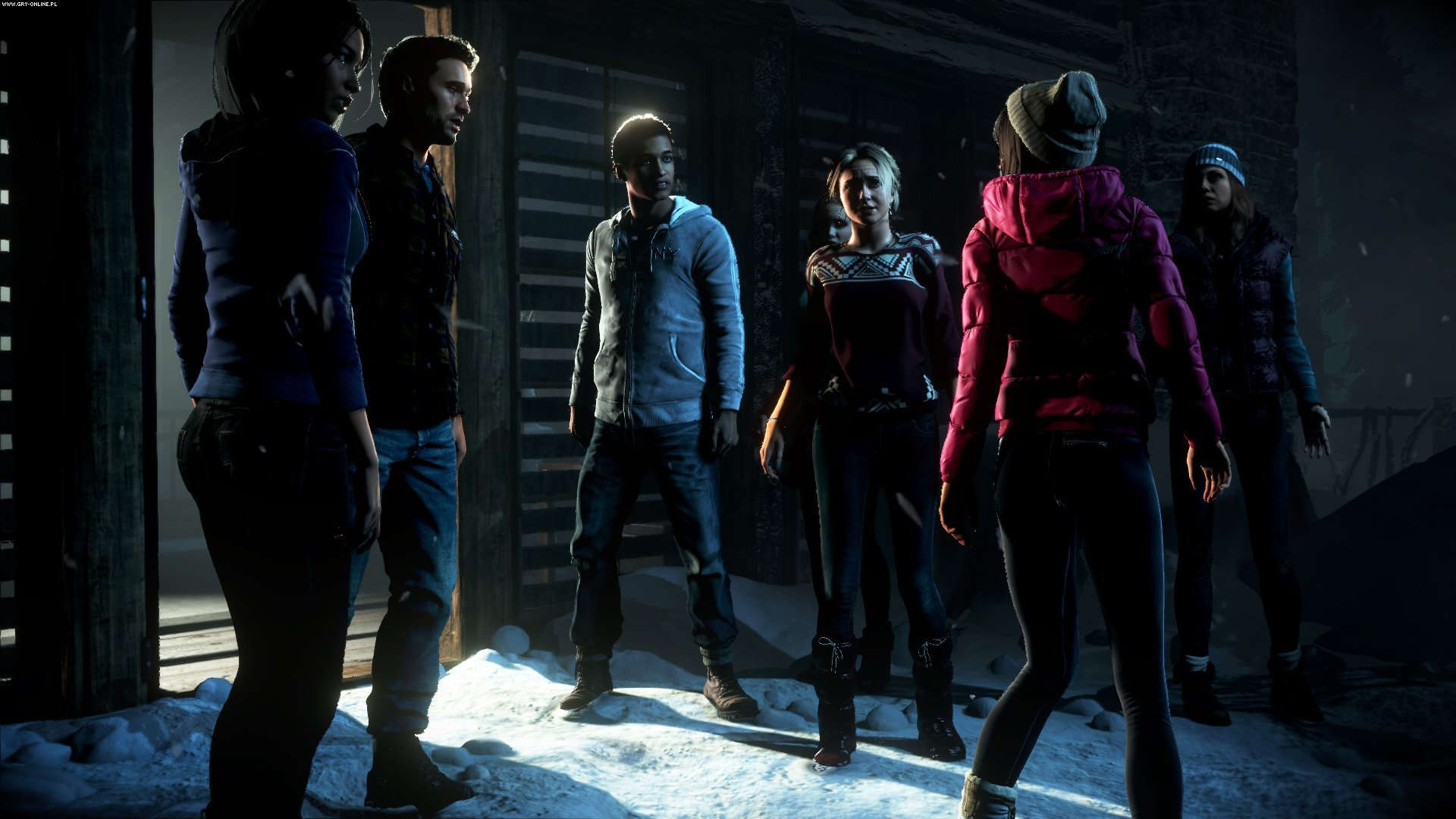 Until Dawn PS4 Games Image 20/57, Supermassive Games, Sony Interactive Entertainment