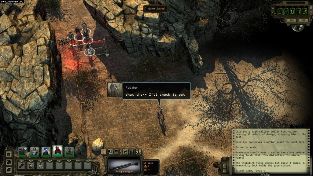 Wasteland 2 PC Games Image 15/42, inXile entertainment, Deep Silver / Koch Media