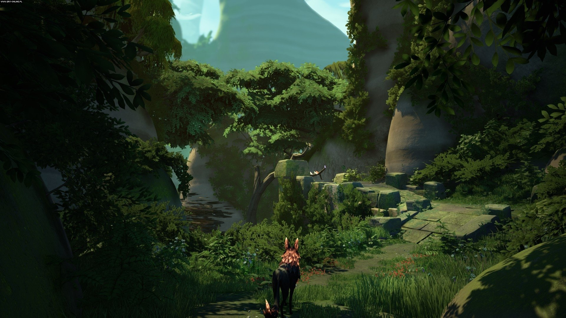 Lost Ember PC, PS4, XONE, Switch Games Image 35/42, Mooneye Studios