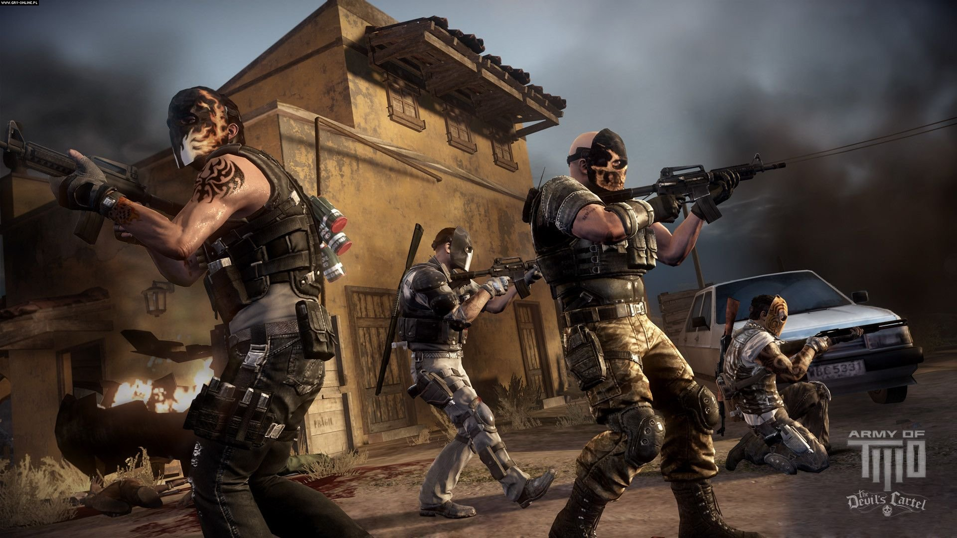 Army of Two: The Devil's Cartel X360, PS3 Gry Screen 16/43, Electronic Arts Inc.
