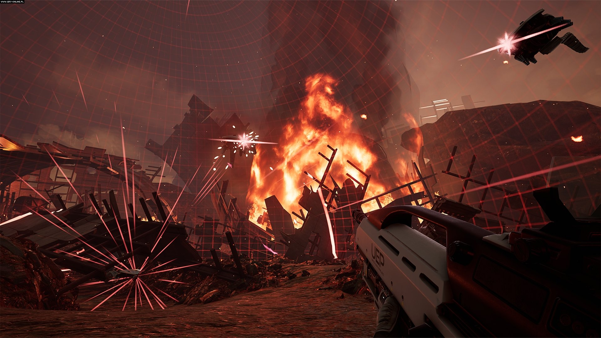 Farpoint PS4 Games Image 9/10, Impulse Gear, Sony Interactive Entertainment