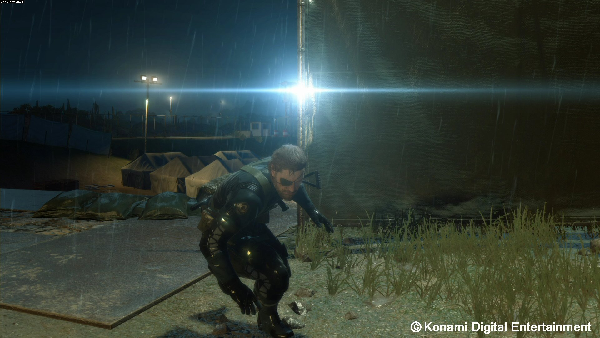 Metal Gear Solid V: Ground Zeroes X360, PS3, XONE, PS4 Gry Screen 8/28, Konami