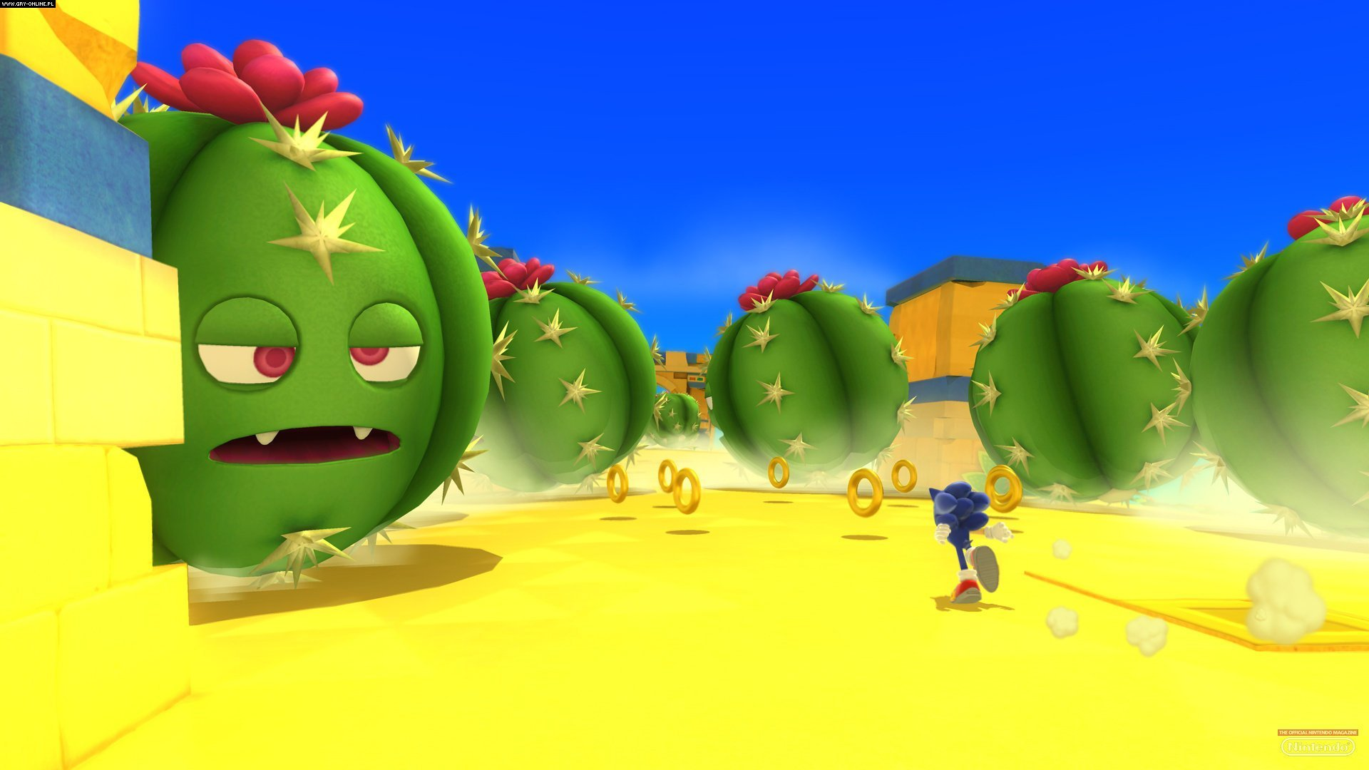 Sonic Lost World PC, WiiU Gry Screen 72/94, Sonic Team, SEGA