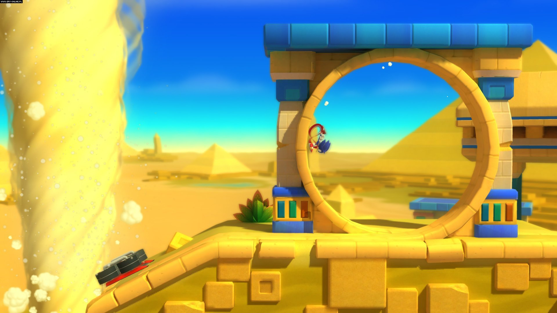 Sonic Lost World PC, WiiU Gry Screen 70/94, Sonic Team, SEGA