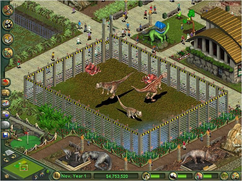 Zoo Tycoon: Dinosaur Digs - screenshots gallery - screenshot 3/7