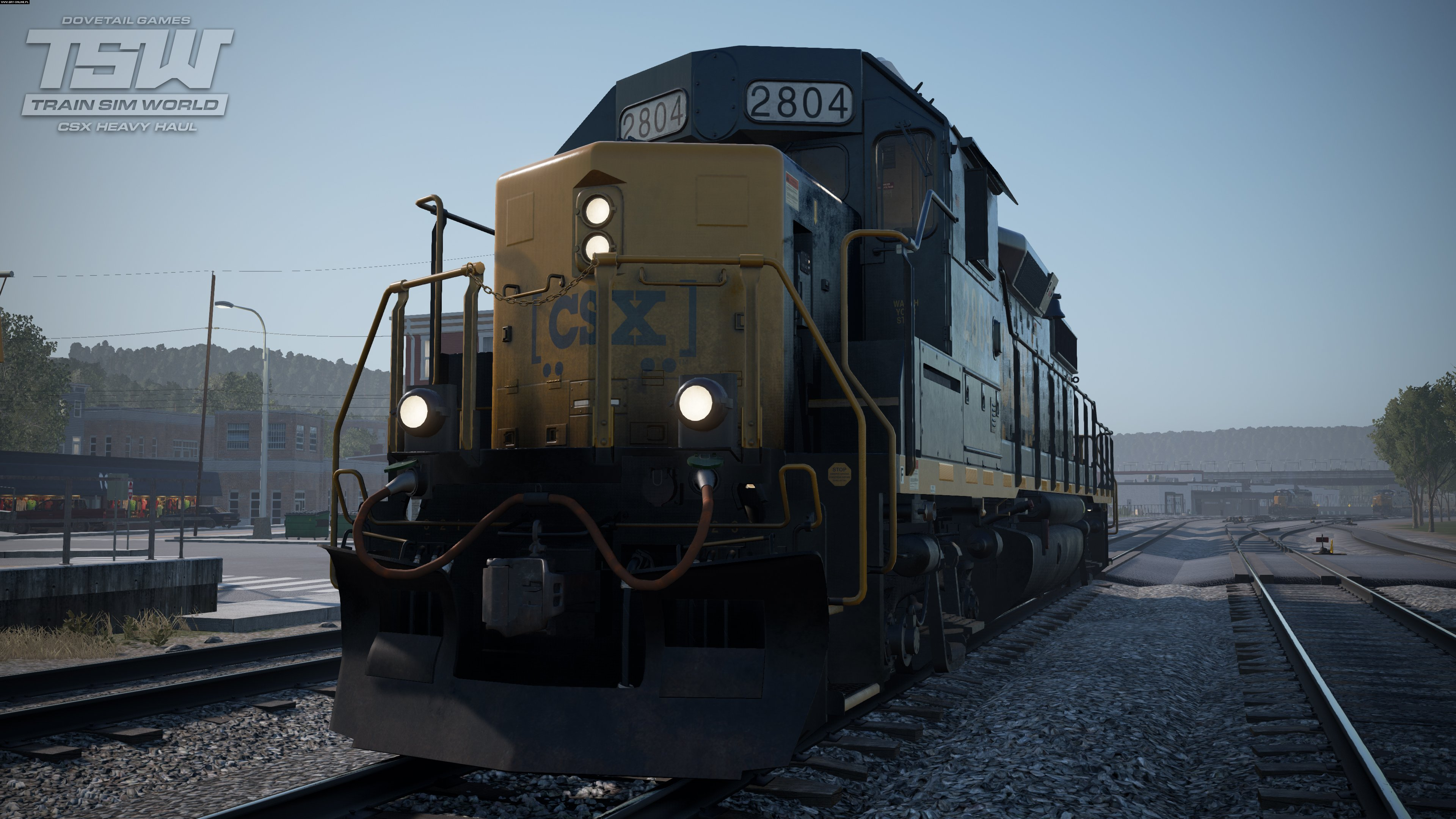 Train Sim World: CSX Heavy Haul PC, XONE Games Image 7/8, Dovetail Games/Rail Simulator Developments