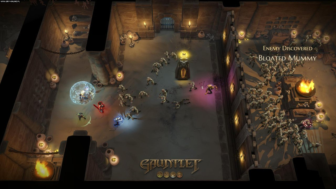 Gauntlet (2014) PC Gry Screen 12/29, Arrowhead Game Studios, Warner Bros. Interactive Entertainment