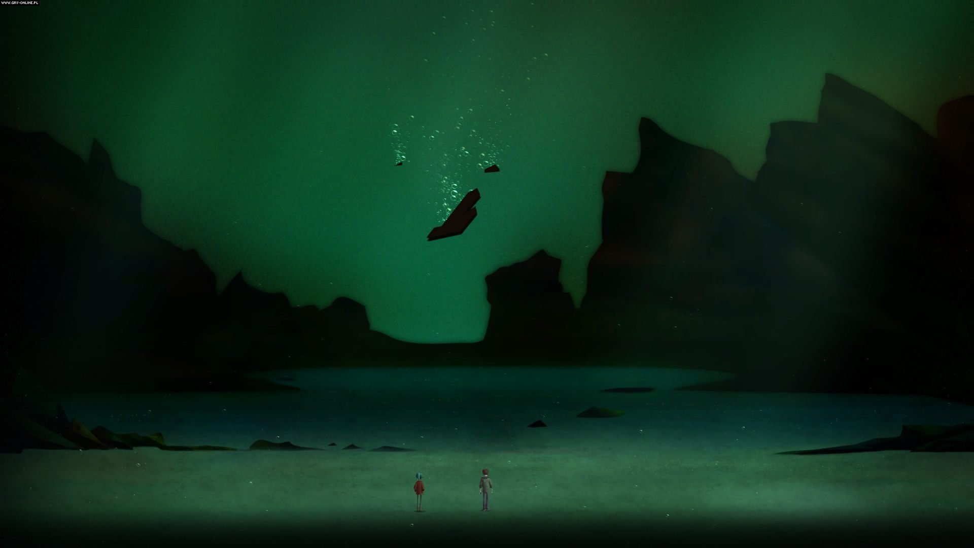 Oxenfree PC, PS4, XONE, iOS, Switch Gry Screen 4/54, Night School Studio