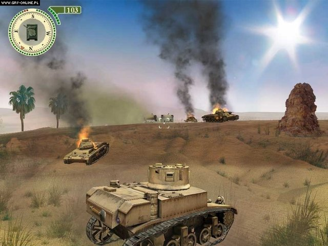 Tank Combat PC Gry Screen 7/7, Crazy House, CI Games / City Interactive