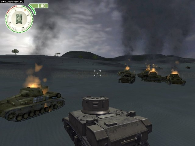 Tank Combat PC Gry Screen 3/7, Crazy House, CI Games / City Interactive
