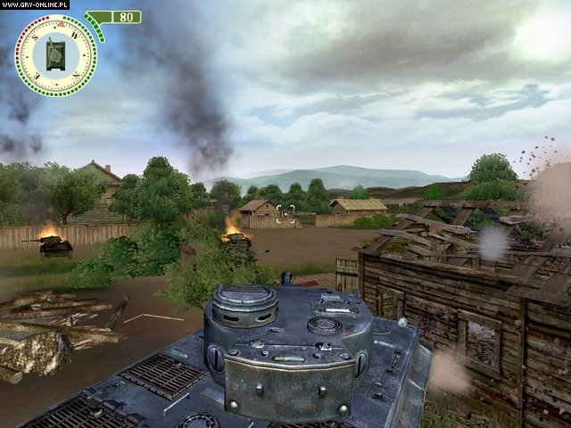 Tank Combat PC Gry Screen 2/7, Crazy House, CI Games / City Interactive