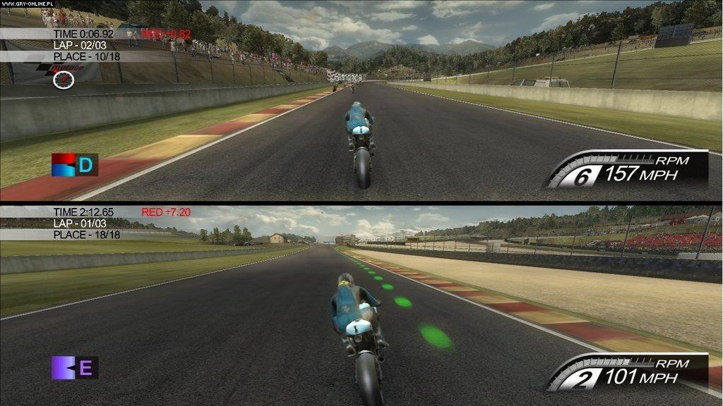 MotoGP 10/11 - screenshots gallery - screenshot 7/35 - gamepressure.com