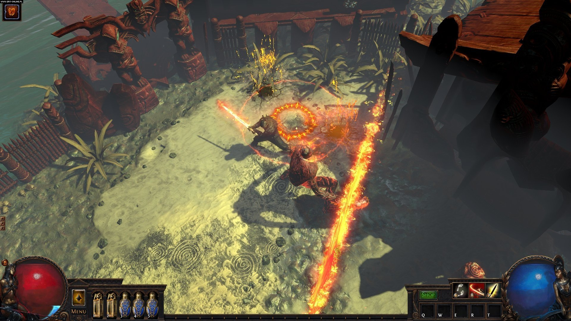 Path of Exile PC, XONE Gry Screen 5/69, Grinding Gear Games