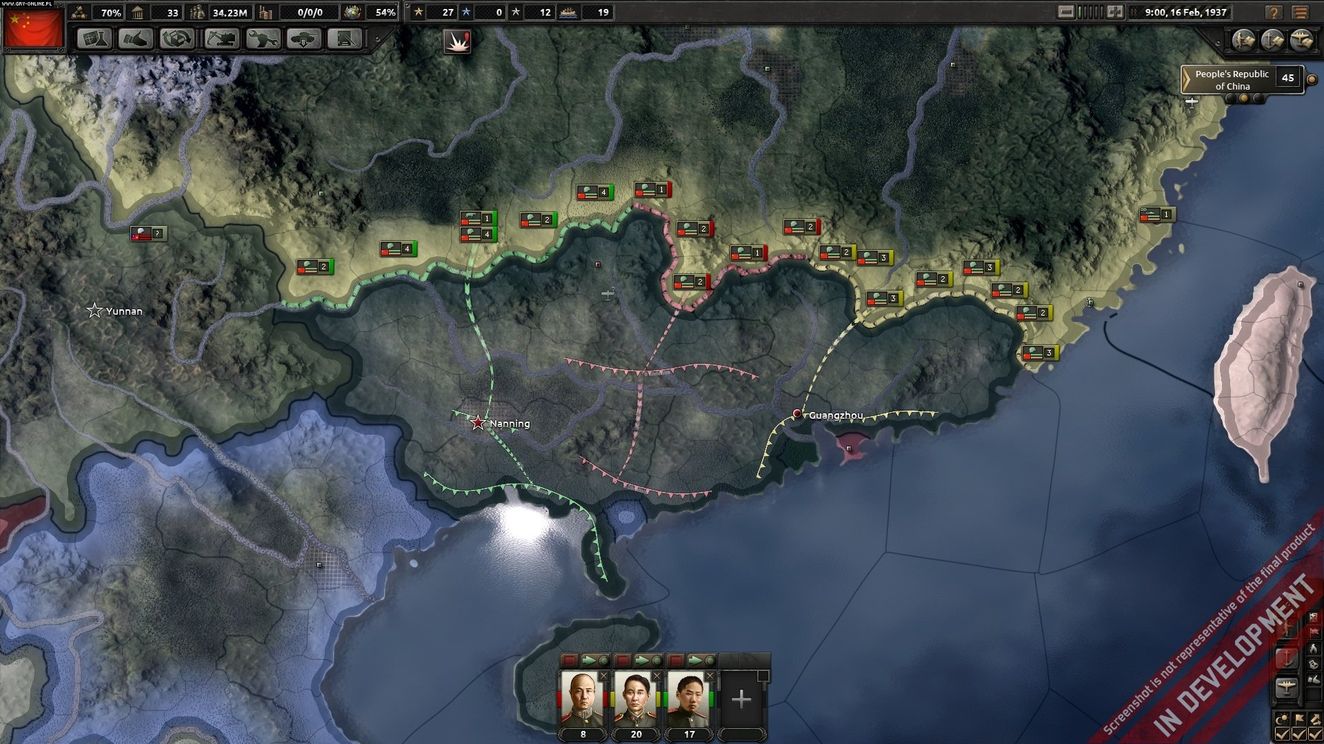 Hearts of Iron IV PC Games Image 8/32, Paradox Development Studio, Paradox Interactive