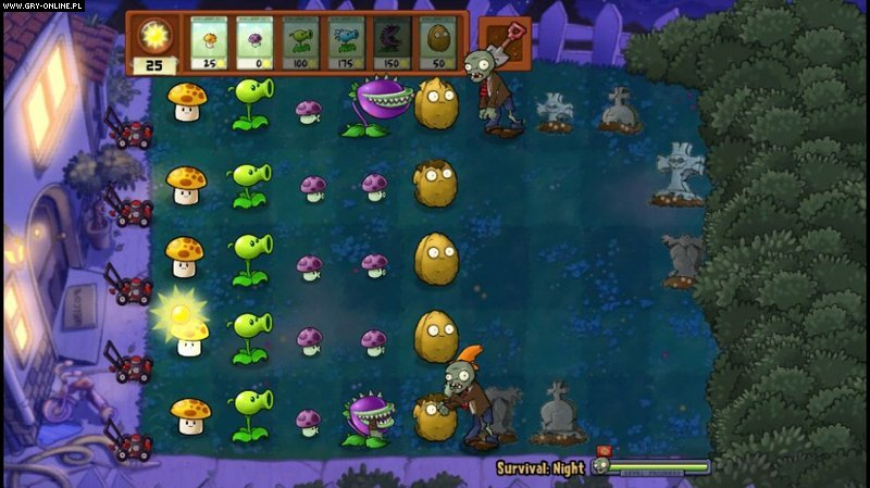 Plants vs Zombies PSP Games Image 2/128, PopCap Games