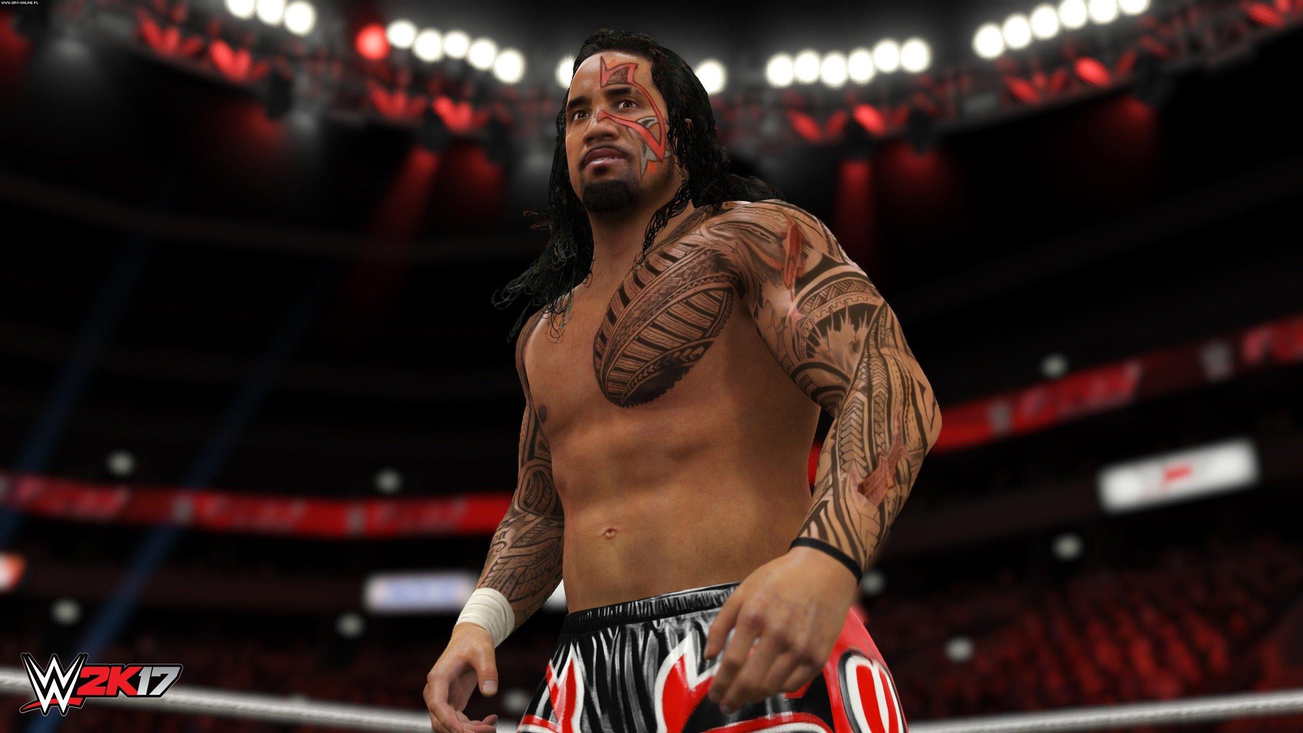 WWE 2K17 PS4, XONE, X360, PS3 Games Image 46/46, Yuke's, 2K Games