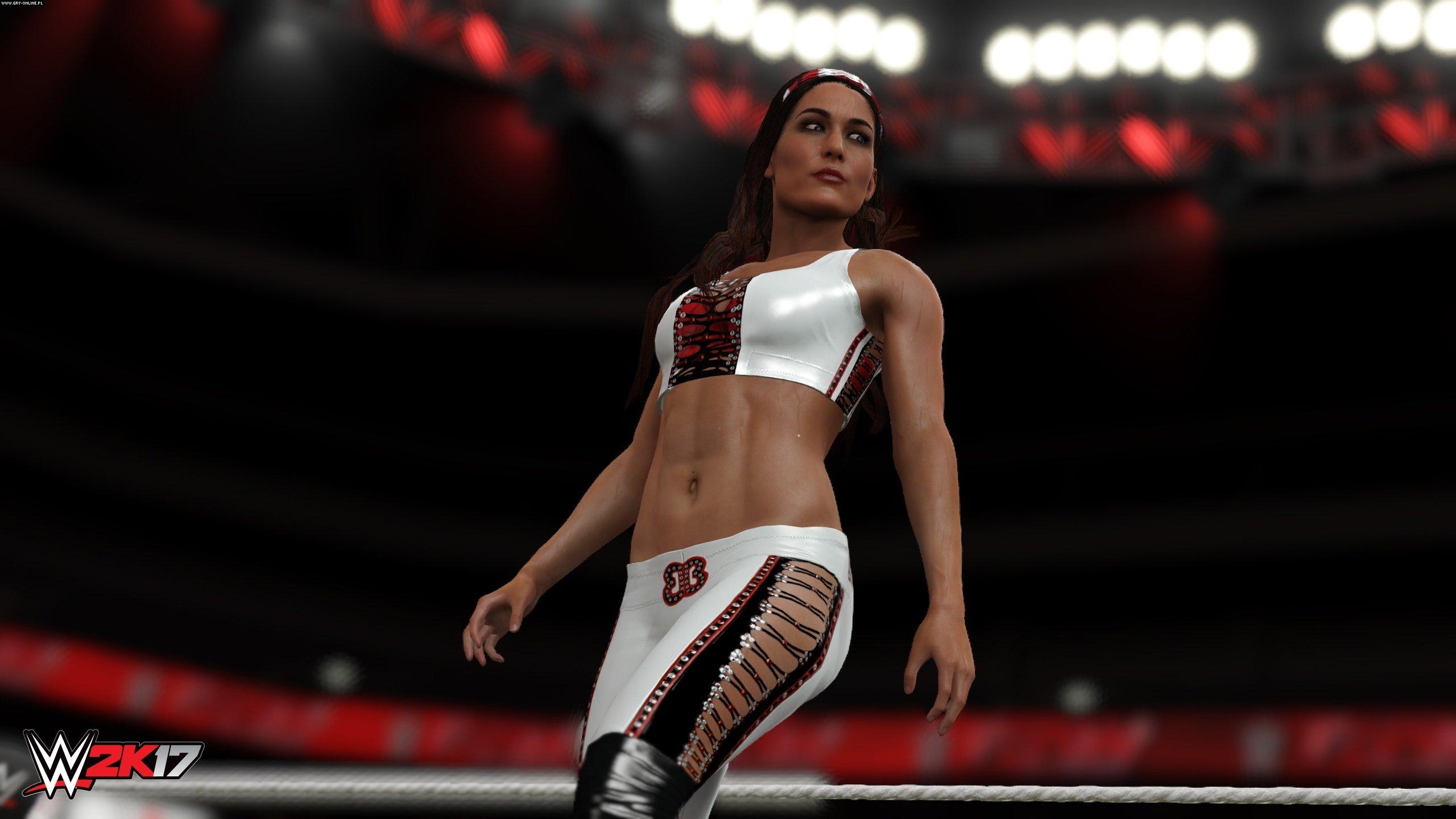 WWE 2K17 PS4, XONE, X360, PS3 Games Image 15/18, Yuke's, 2K Games