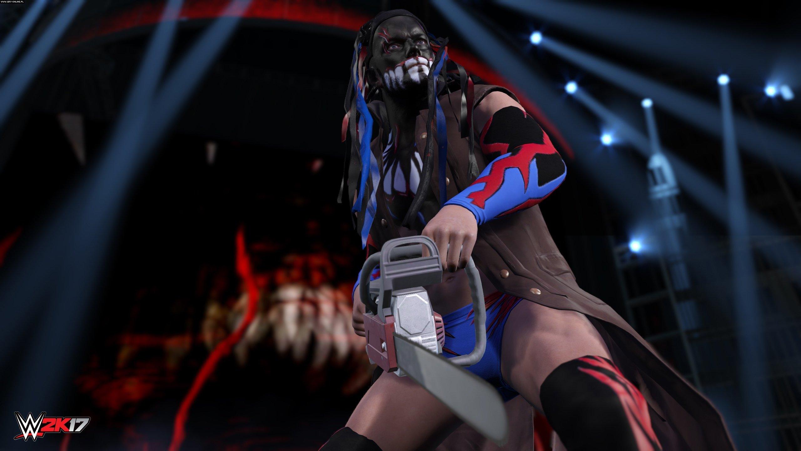 WWE 2K17 PS4, XONE, X360, PS3 Games Image 10/18, Yuke's, 2K Games