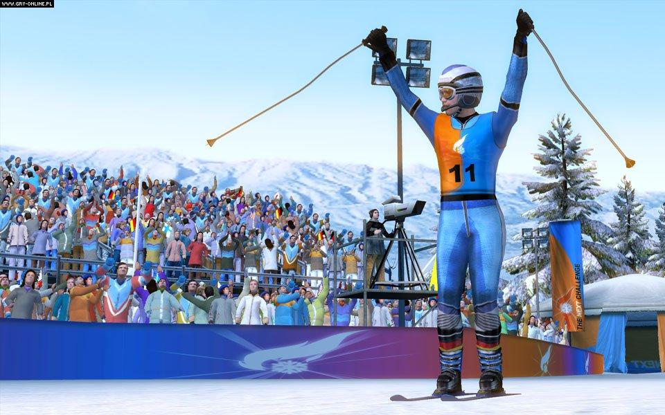 Olimpijskie Igrzyska Zimowe Igrzyska Zimowe 2009 Screen